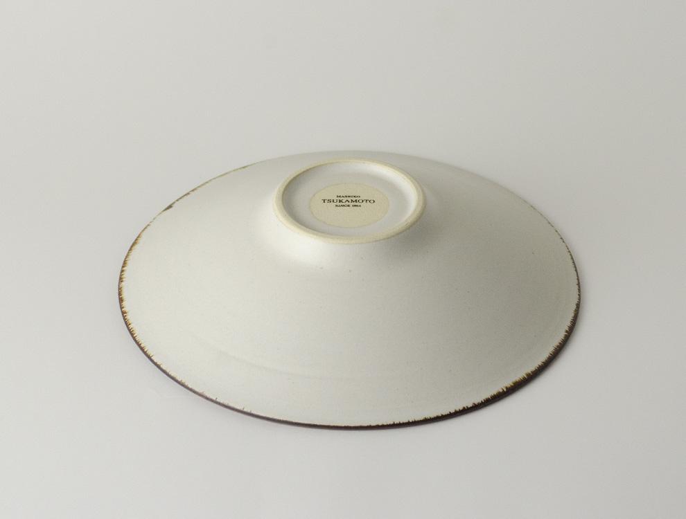 SABI_白 平鉢 中のイメージ