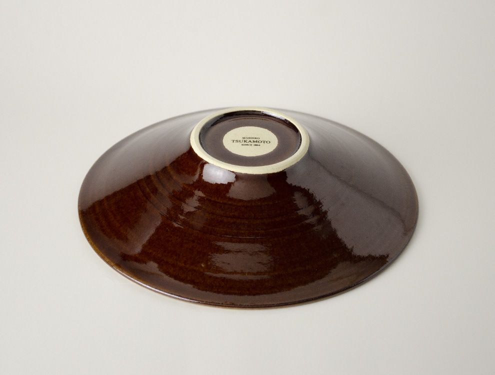 SABI_飴 平鉢 中のイメージ