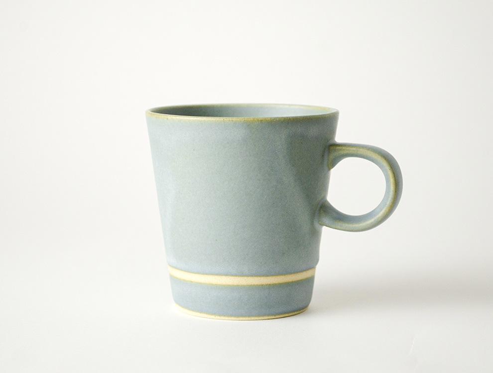 SEN_錆青 コーヒーカップ イメージ