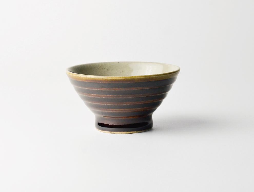 U TOCHIGI DESIGN_飴釉線紋 湯呑 イメージ