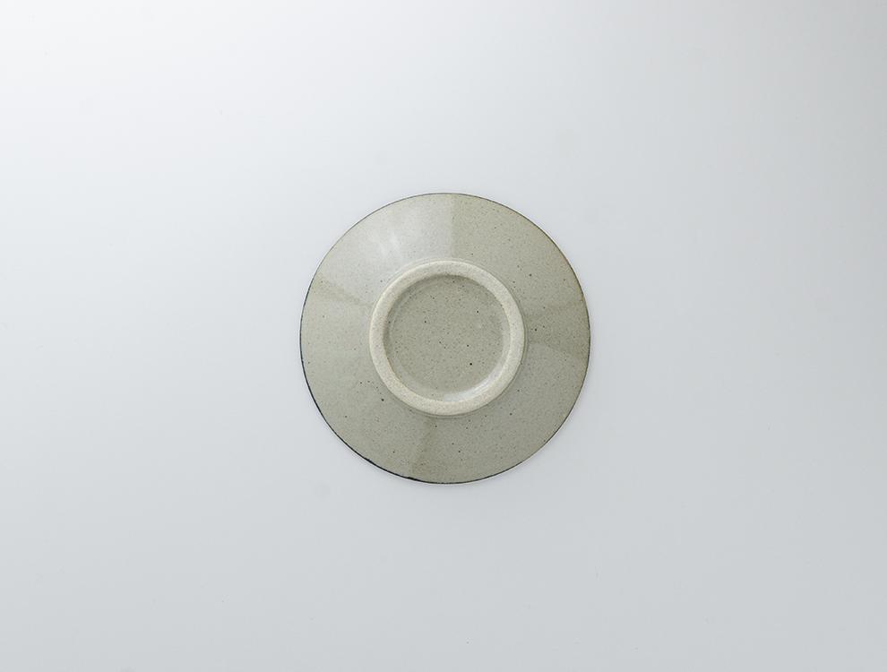 ペルシャ紋_呉須ペルシャ紋 6寸丸皿のイメージ