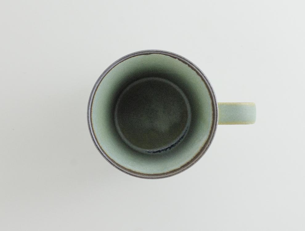 SABI_錆青 カップのイメージ