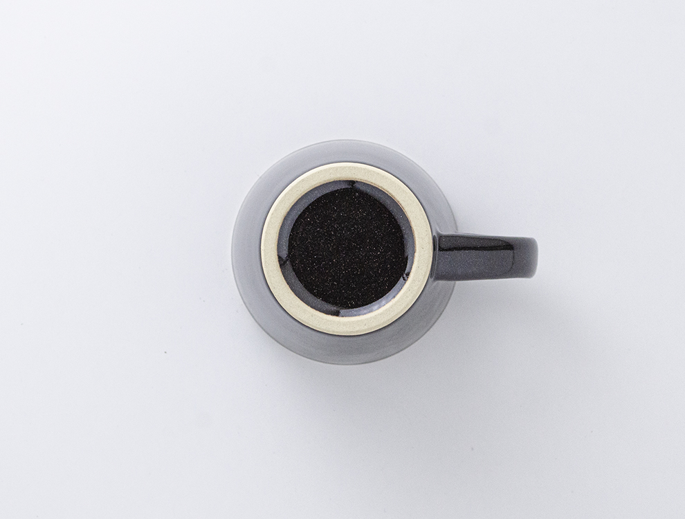 益子伝統釉_黒釉 ロングマグカップのイメージ