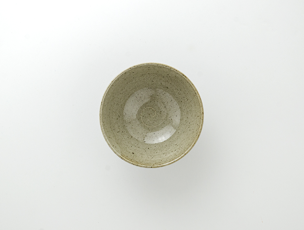 U TOCHIGI DESIGN_飴釉線紋 飯碗のイメージ