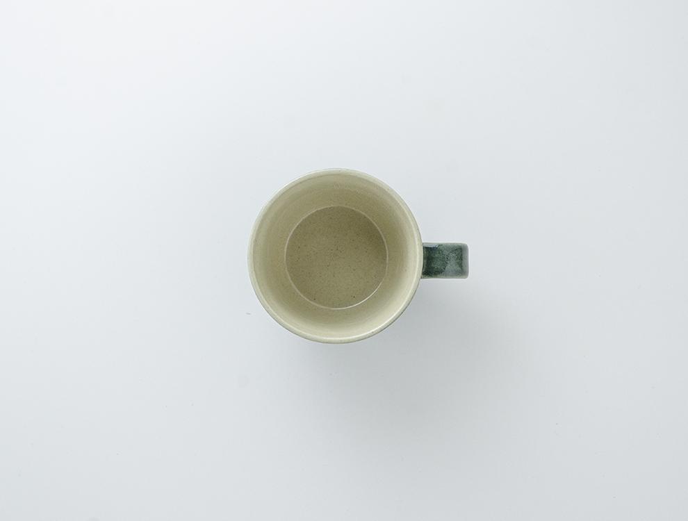 益子伝統釉_呉須釉 コーヒーカップのイメージ