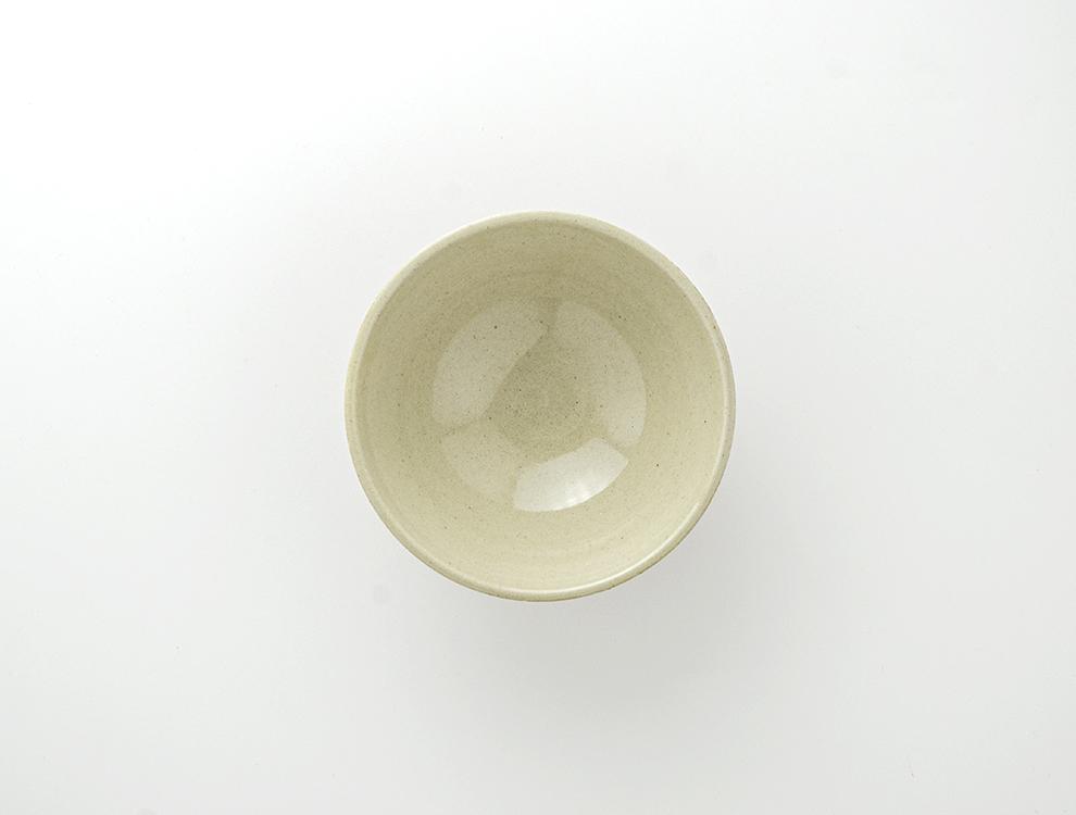 U TOCHIGI DESIGN_飴釉櫛目 飯碗のイメージ