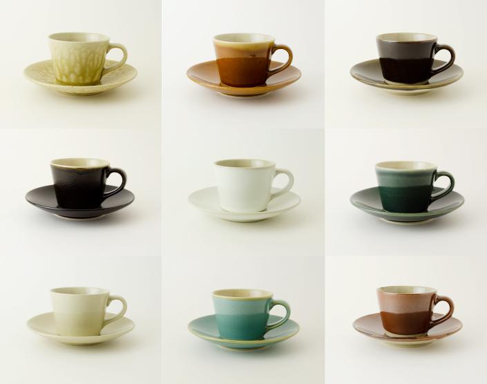 伝統釉ククカップ&ソーサー イメージ