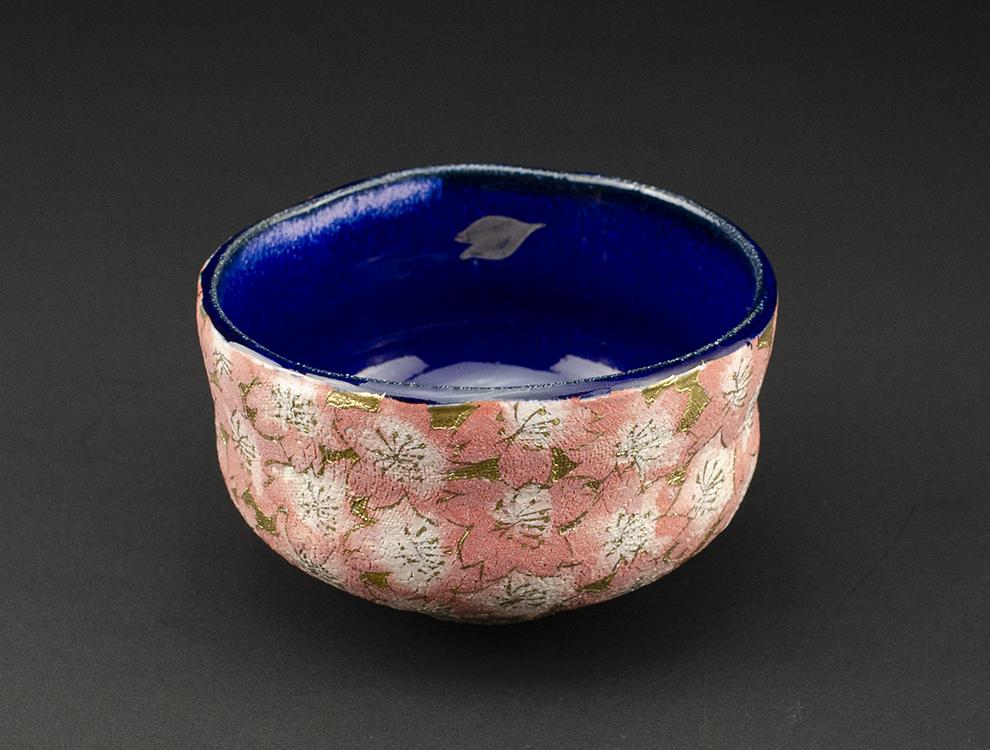 島田恭子_桜文茶碗のイメージ