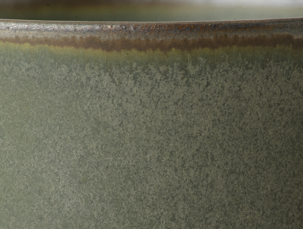 SABI_濃緑 カップのイメージ