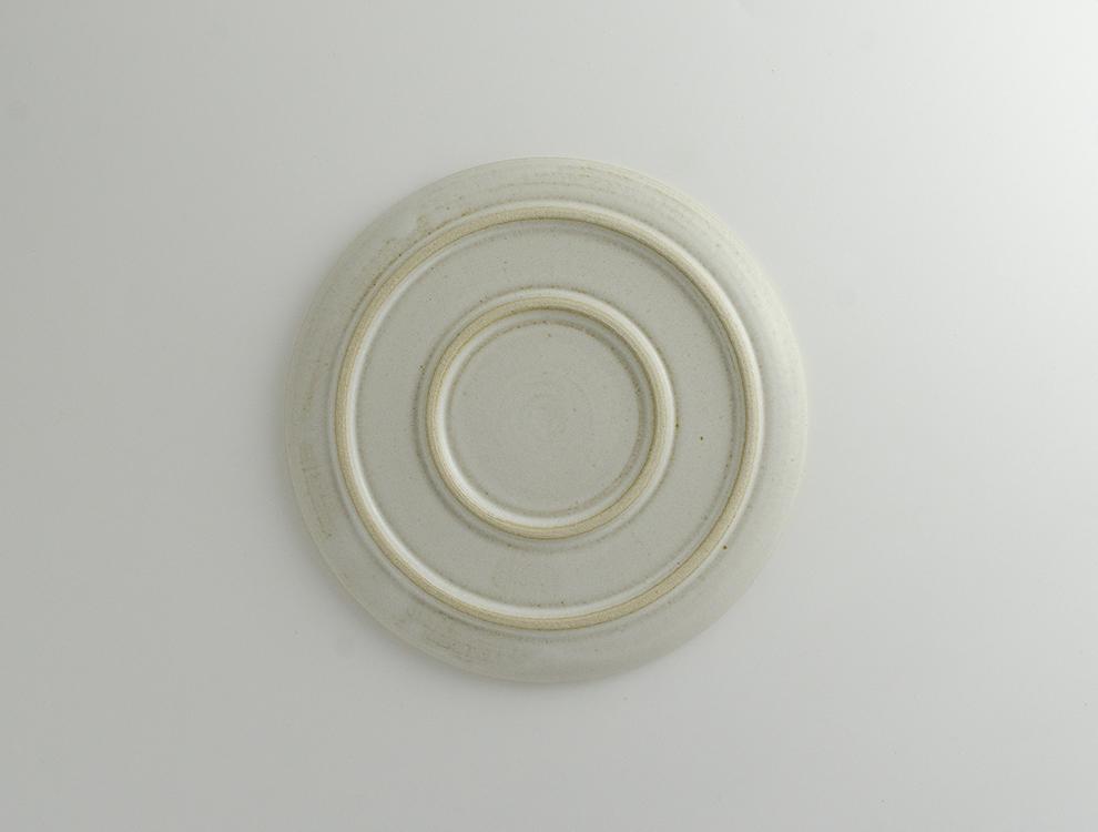 PLAIN_白 プレート Mのイメージ