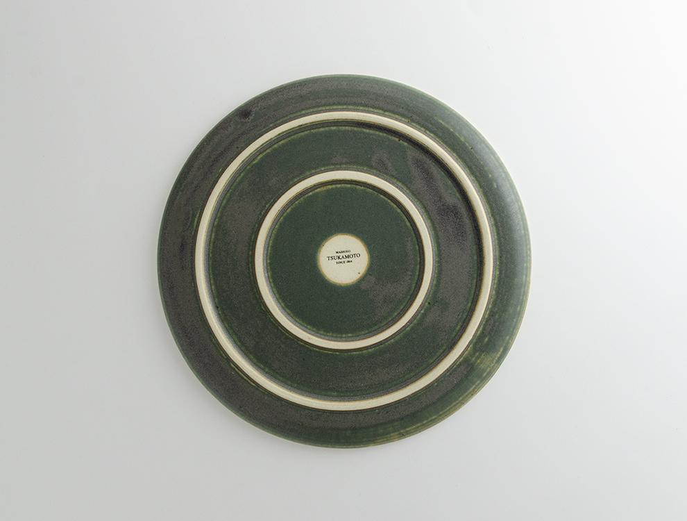 PLAIN_緑 プレート Lのイメージ