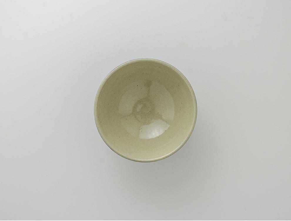 U TOCHIGI DESIGN_呉須釉櫛目 飯碗のイメージ