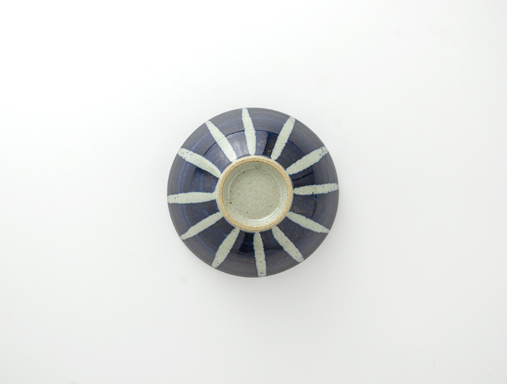 U TOCHIGI DESIGN_呉須トクサ 飯碗のイメージ
