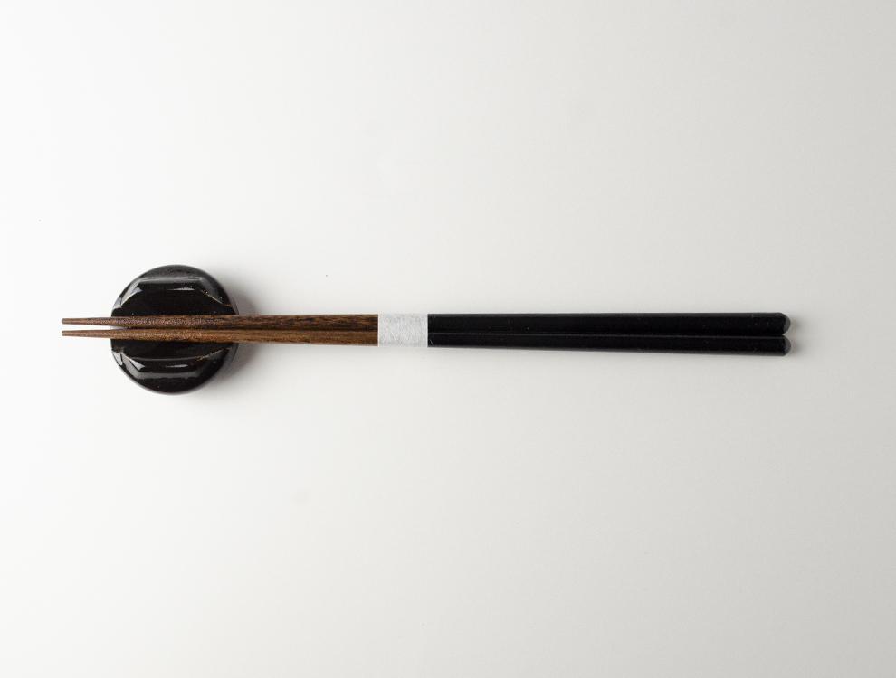 釜の箸置きセット (4色入り)のイメージ